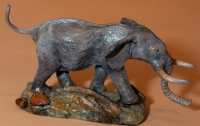 Elephant Paperweight