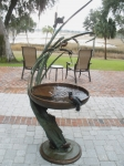 Bird Bath Fountain