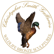 Christopher Smith – Wildlife Bronze Sculptor